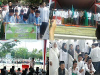 Pemkab Sukabumi Gelar Apel Gebyar Hari Santri Nasional