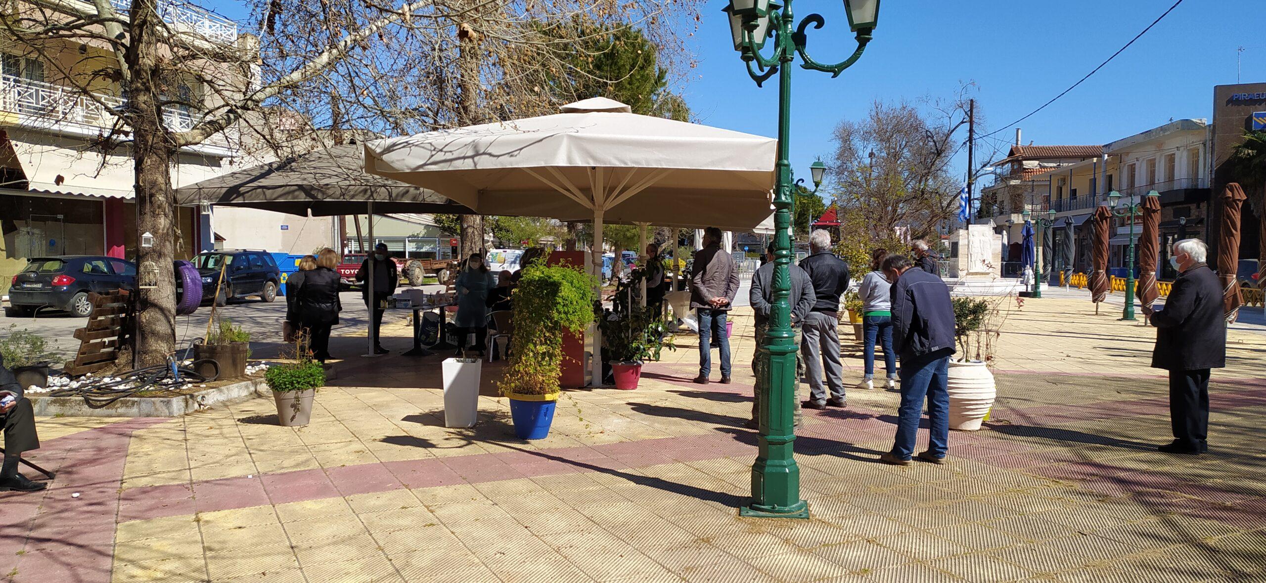 Κορονοϊός - Δήμος Ορχομενού  : Μαζικά δωρεάν rapid test για τον κορωνοϊό σε Ορχομενό και Καρυά την Κυριακή