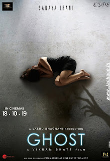 Ghost First Look Poster 2