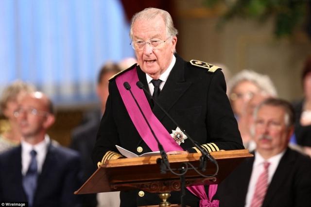 Mantan Raja Belgia Jalani Tes DNA Karena Kasus Anak Tidak Sah