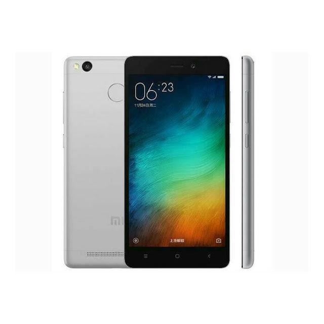Spesifikasi Xiaomi Redmi 3S Prime
