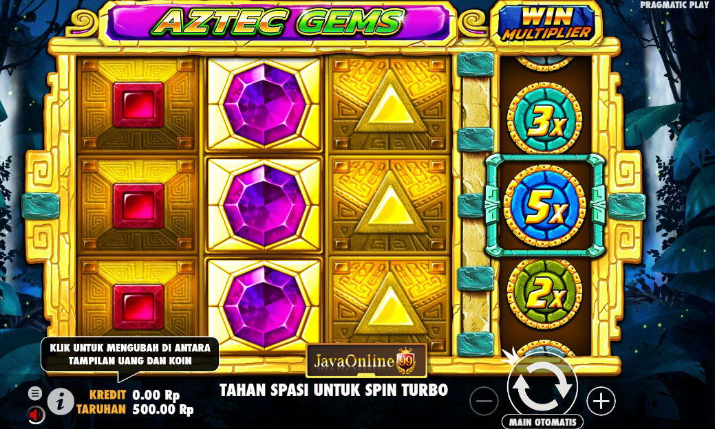 Tips dan Trik Gampang Main Slot Online Aztec Gems - IDNLIVE