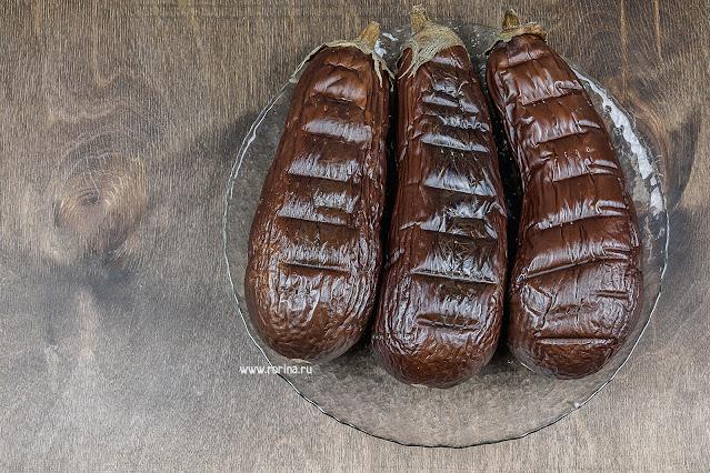 Как запечь баклажаны в духовке: фото