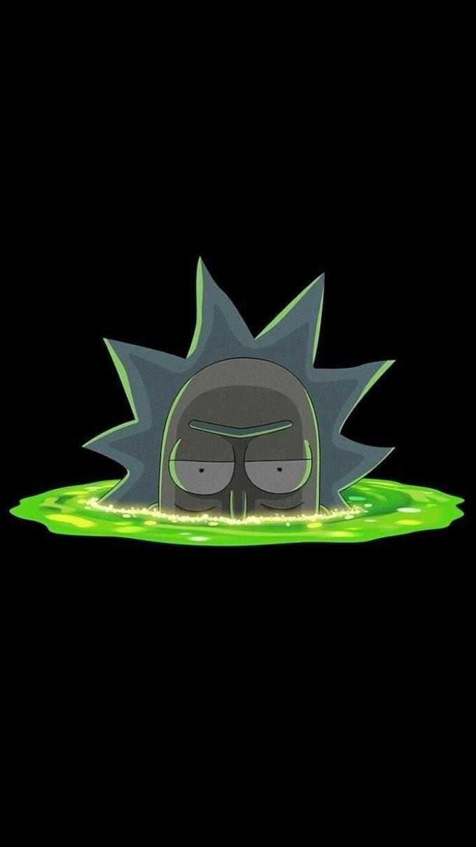 Papel de Parede Rick and Morty Celular