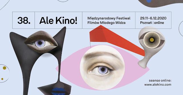 Festiwal Ale Kino! od 29 listopada do 6 grudnia online - dobre filmy dla dzieci i młodzieży