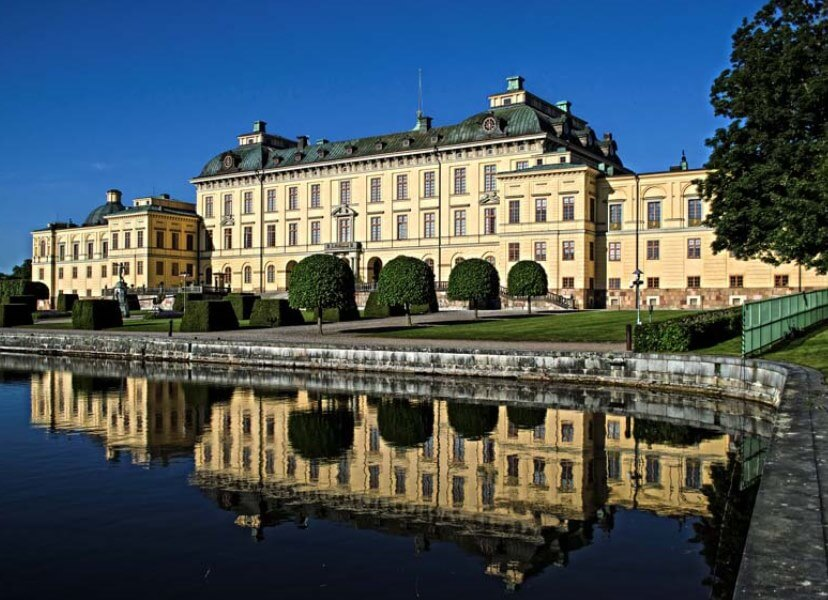 Istana Drottningholm Berhantu