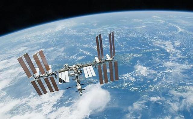 Estación espacial internacional FUENTE