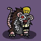 RoyaleRL - monster rat