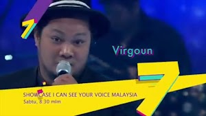 Live Streaming Showcase I Can See Your Voice Malaysia 2018 3.11.2018