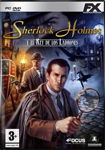 Sherlock Holmes y el Rey de los Ladrones PC Full Español
