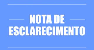 José de Lima divulga nota sobre caso da mulher sepultada poucas horas após sepultamento