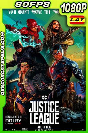 Liga de la Justicia (2017) BDrip 60FPS 1080p Latino – Ingles