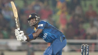 West Indies vs Sri Lanka 1st Semi-Final ICC World T20 2014 Highlights