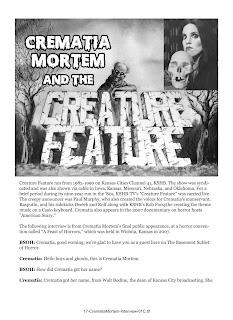 Crematia Mortem Interview page 1
