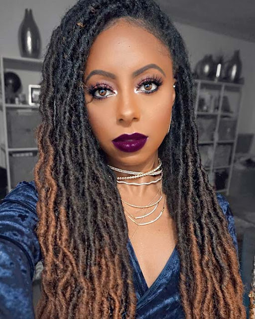 Crochet dreads Braids are a very popular hairstyle which will completely change your styl ✘ 22+ Latest Crochet Braids Hairstyles to Wear This Season 2020