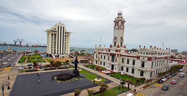 Visita Puerto Veracruz