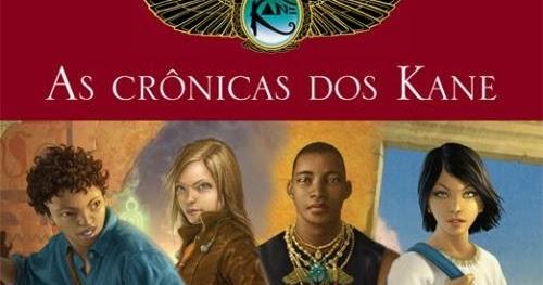 KANE DE AS LIVROS BAIXAR CRONICAS