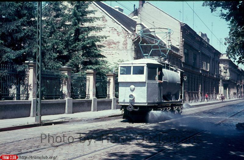 Fototeca Banatului: Hans Oerlemans la Timișoara: tramvai