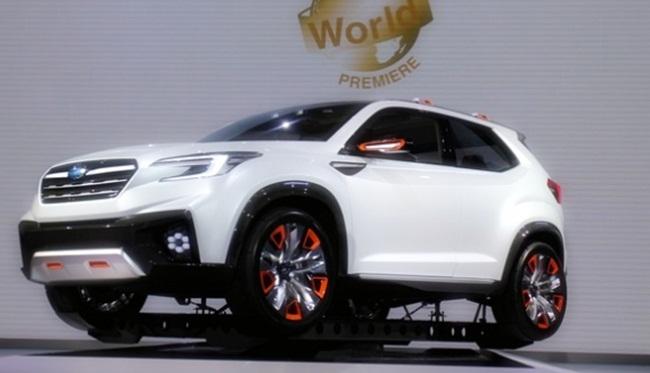 2017 Subaru Viziv Review And Redesign