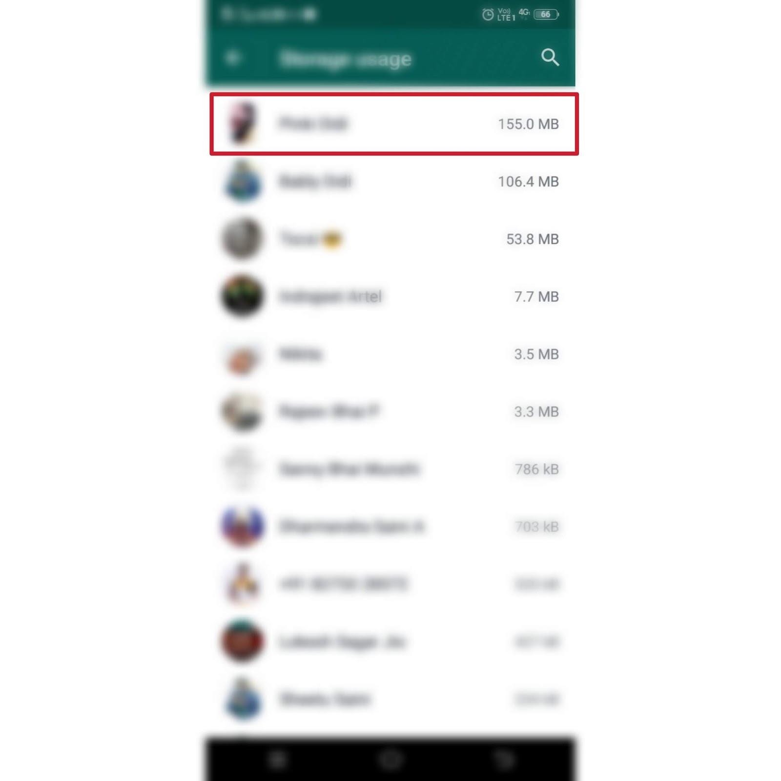 WhatsApp पर किसके साथ करते हैं सबसे ज्यादा चैटिंग