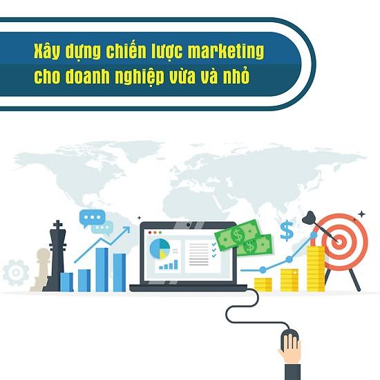 Khóa học xây dựng chiến lược marketing cho doanh nghiệp vừa và nhỏ