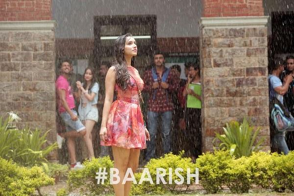 Half Girlfriend's 'Baarish' to hit earlier than scheduled