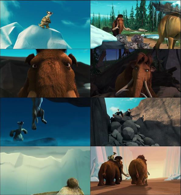Ice Age: The Meltdown 2006 Dual Audio 720p BluRay