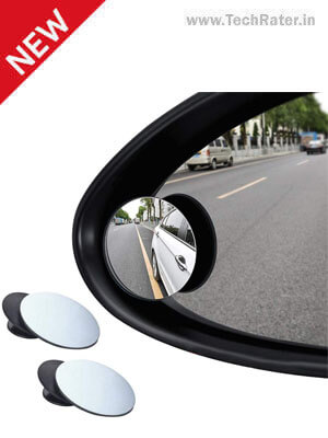 Blind Spot Wide Angle Rear View Mirror
