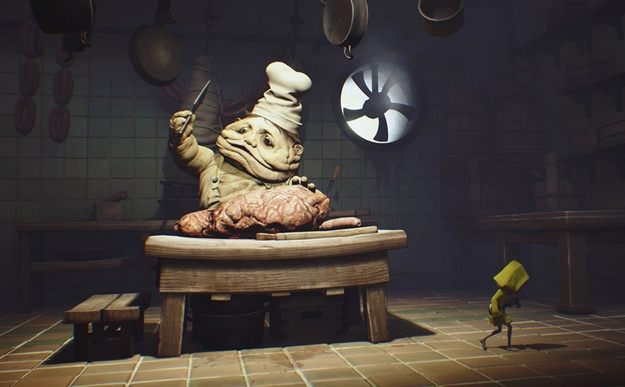 Little Nightmares is again shared for free
