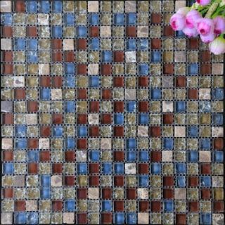 玻璃馬賽克瓷磚 Mosaics tile 金銀倉www.shknw.com