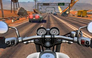تحميل لعبة Moto Rider GO: Highway Traffic مهكرة للاندرويد