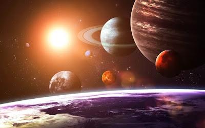 Solar System Theme