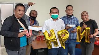 Forwami Rayakan HPN di Press Room IPC