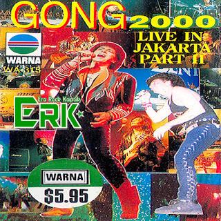 Gong 2000 - Live In Jakarta PArt II (1992)