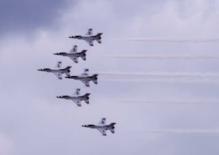 Thunderbirds 2019 Air Force Academy graduation worldwartwo.filminspector.com
