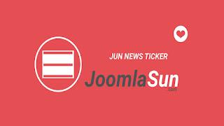 JUN News Ticker