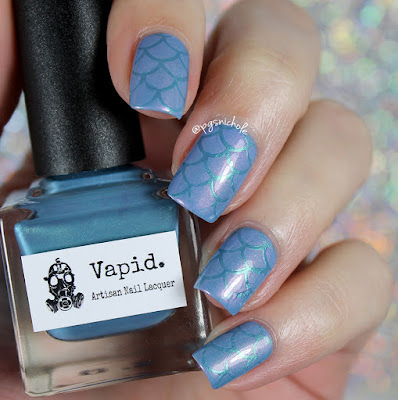 Vapid Lacquer Mermaid Scales | Featuring the Summer Shimmers Collection