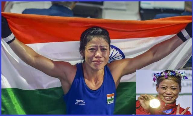 2018 Women's World Boxing Championships: Mary Kom Creates World Record