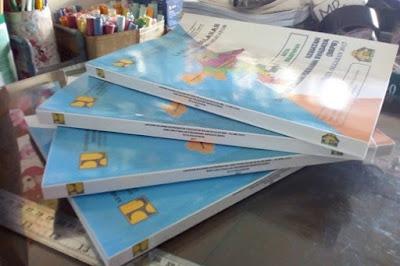 Jilid Buku Soft Cover Sendiri Pakai Printer Biasa