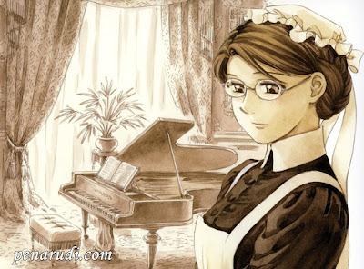 Inilah 10 Karakter Anime Maid Terbaik 2016
