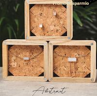 Logo Vinci gratis un gioiello Holzkern prima serie di produzione della Abstract Collection