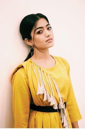 Actress Rashmika Mandanna Latest HD Images 2019-2