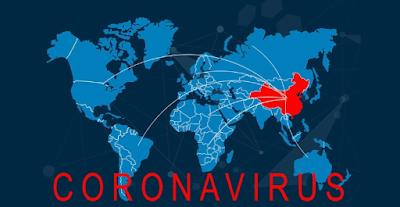 Awal penyebaran Coronavirus