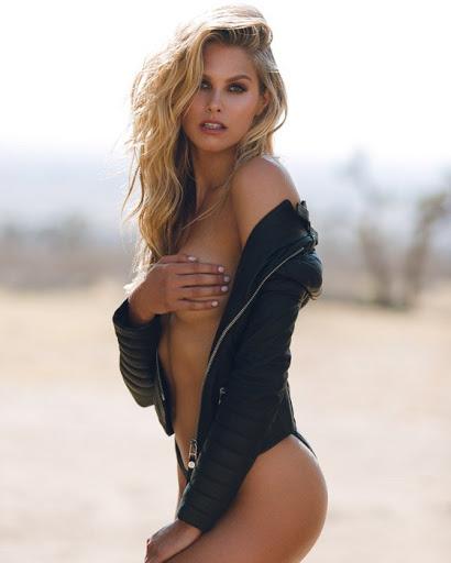 Natalie Roser hot maxim Australia magazine model photoshoot
