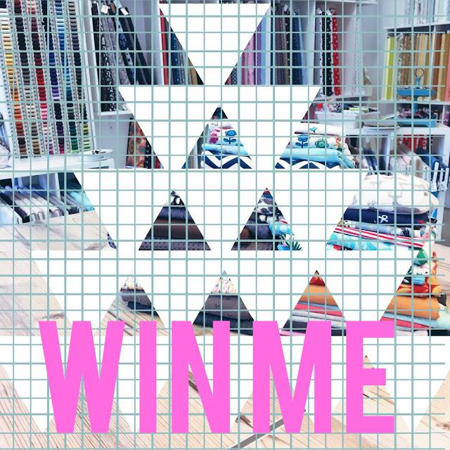 win me, grinsestern, stoffpaket, holiday, urlaubsgewinnspiel