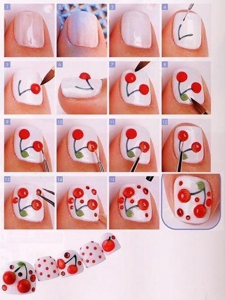 Diseños Bonitos De Uñas Para Los Pies