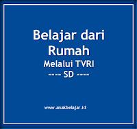 program TVRI untuk SD