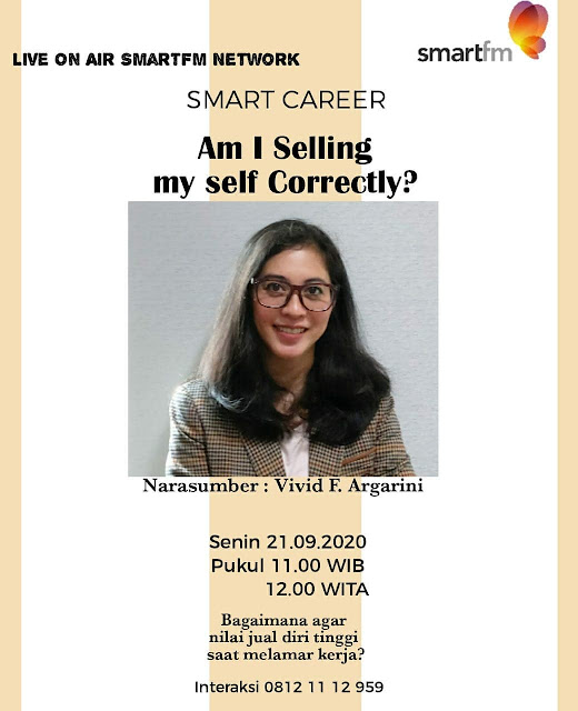 vivid f Argarini smart fm smart career selling my self