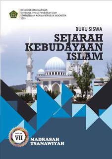 Buku Siswa SKI Kelas 7 MTs - KMA 183