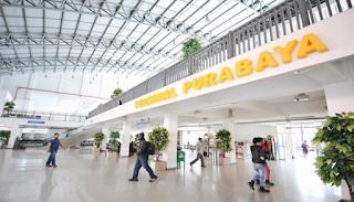 Tips  dan Trik Order Naik Gojek Grab di Terminal Bungurasih Purabaya Surabaya yang Aman